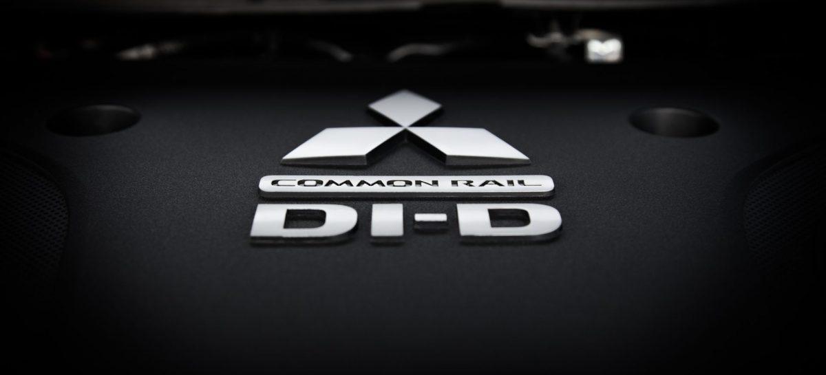 Цены на новый дизельный Mitsubishi Pajero Sport