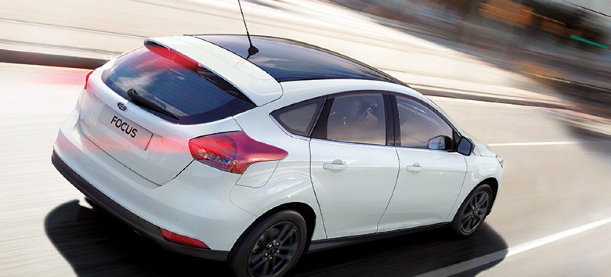 Fiesta и Focus в эксклюзивной серии White and Black