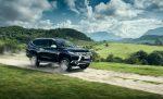 Дизельная версия Mitsubishi Pajero Sport в продаже