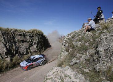 Hyundai Motorsport надеется продолжить счет своих побед на Ралли Аргентины