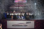 Hyundai Creta – обладатель премии Автомобиль года‑2017 в двух номинациях