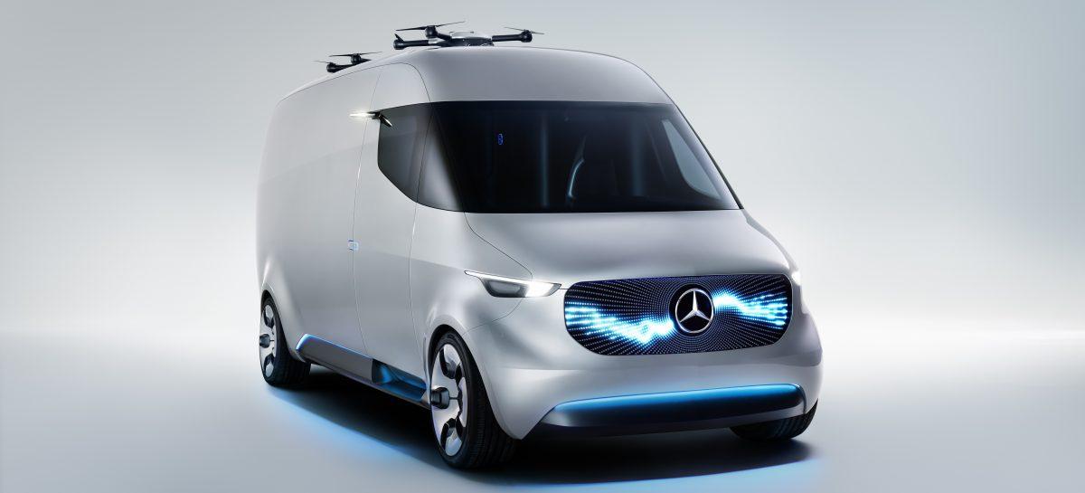 Hermes электрифицирует парк автомобилей доставки