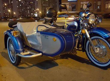 Выпущена финальная серия мотоциклов Днепр