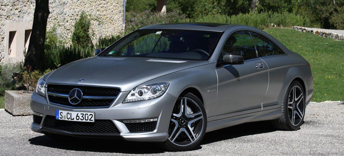 Mercedes CL AMG не воспринимает русский