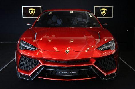 Lamborghini Urus делает ставку на Россию