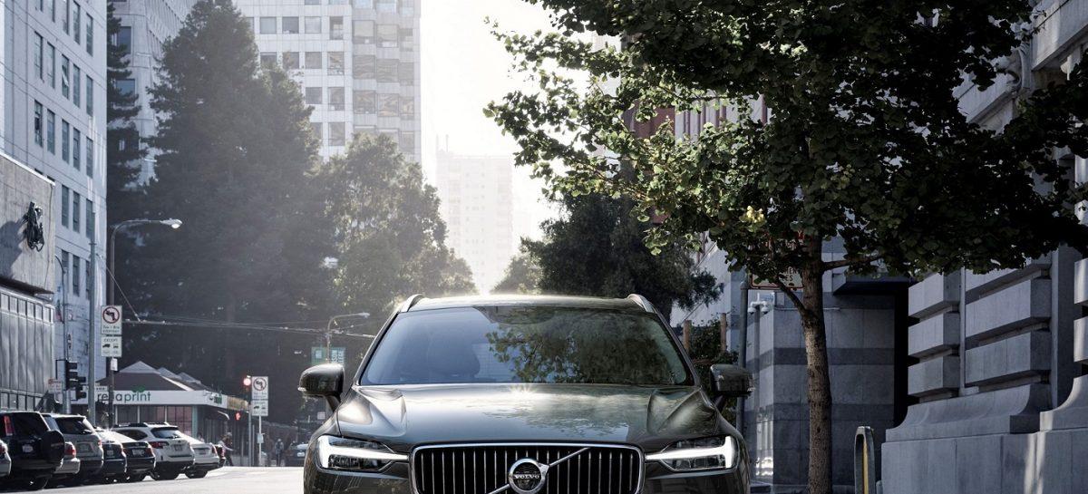 XC60 нового поколения
