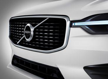 Volvo XC60 – автомобиль года в Японии
