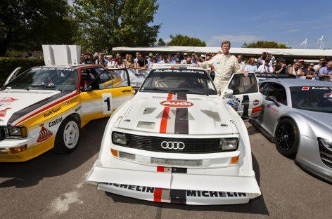 Audi Tradition открывает сезон 2017 года