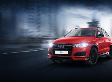 Старт продаж спортивной версии Audi Q3