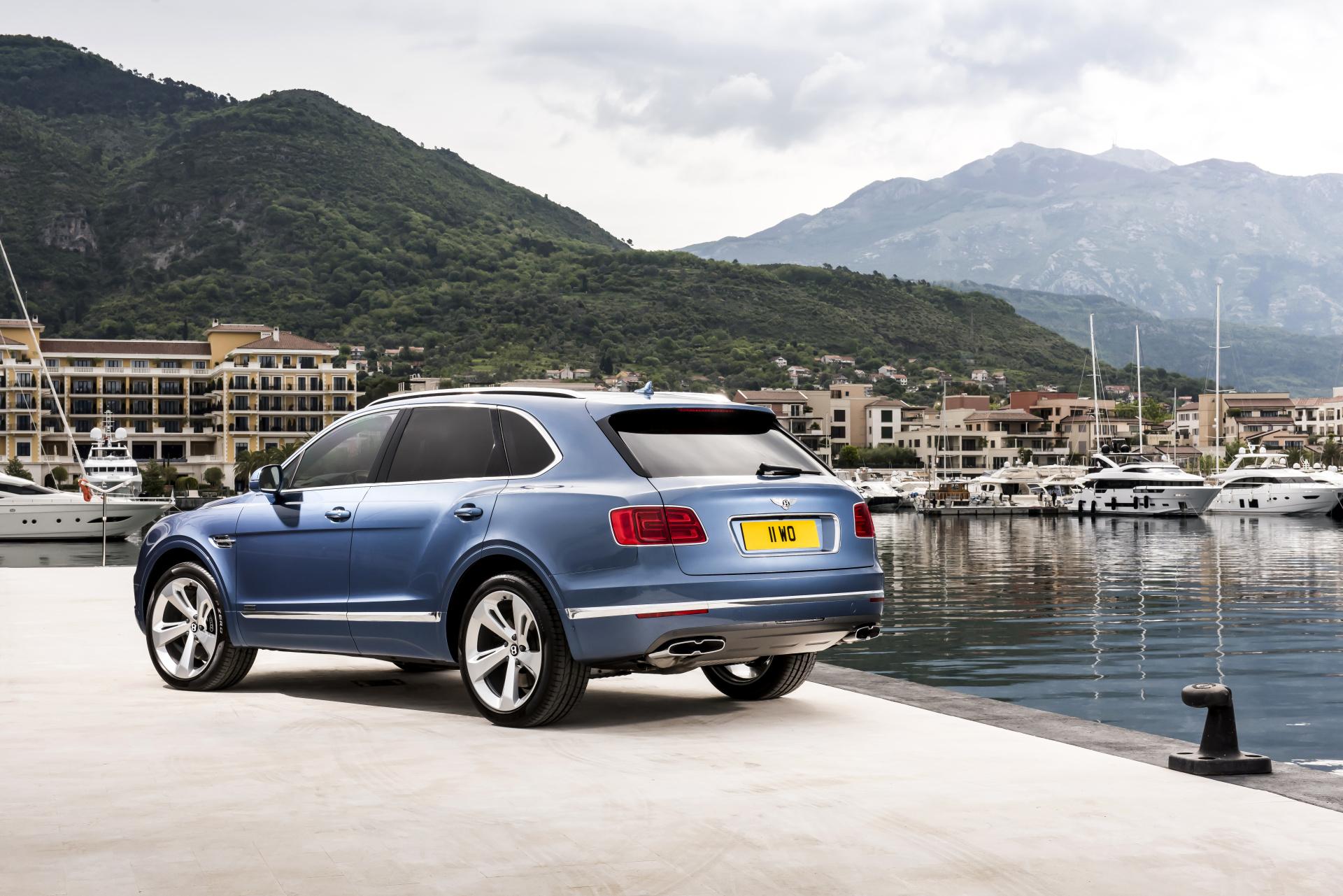 Bentley – Bentayga Diesel