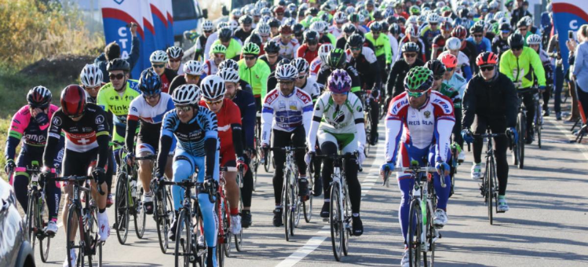 Сегодня в Москве пройдет осенний велопарад