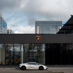 Lamborghini приехал в Питер