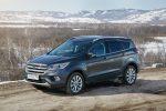 Ford Kuga впервые стал самой популярной моделью Ford в России