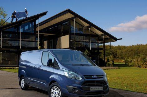 Первые Ford Transit Custom и Tourneo Custom уже в продаже