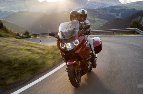 Обзор мотоцикла BMW K1600GT