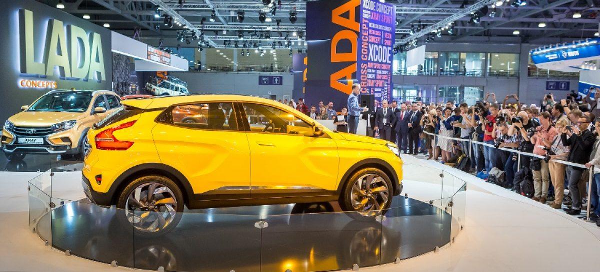АВТОВАЗ на выставке «Мир автомобиля»