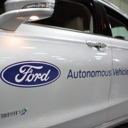 Ford назван лидером в области разработки систем автономного управления