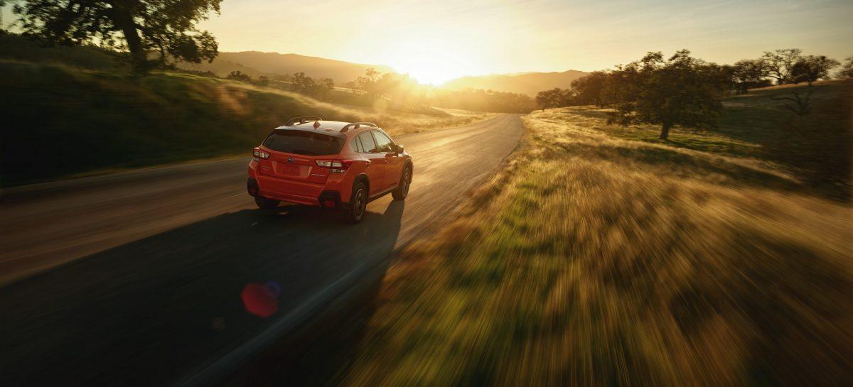 Новое поколение Subaru Crosstrek покажут 12 апреля