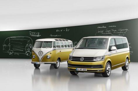 Volkswagen Bulli — 70 лет!