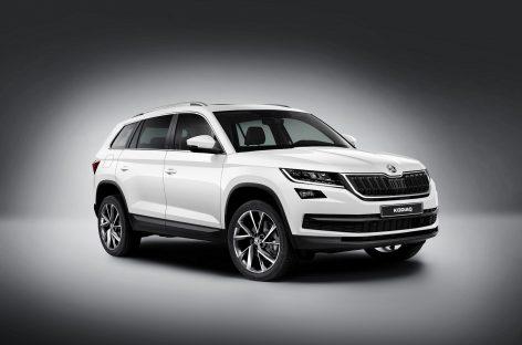 Škoda Octavia Combi и Škoda Kodiaq стали победителями конкурса Red Dot Award
