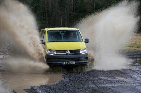 Полный привод на Volkswagen