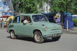 """История легендарного """"Горбатого"""" ЗАЗ-965"""