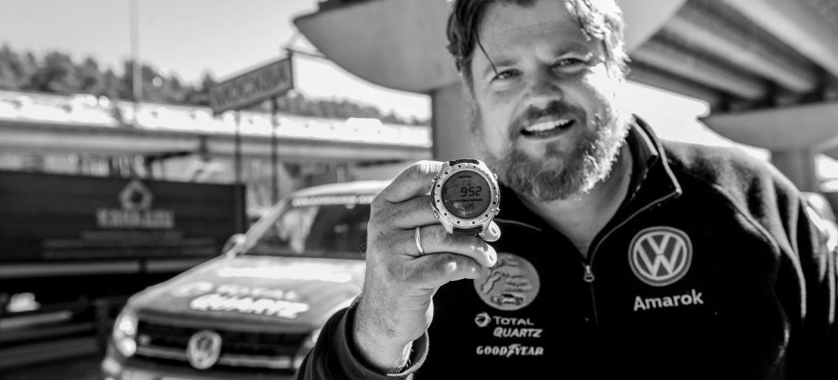 Dakar2Moscow – мировой рекорд установлен!