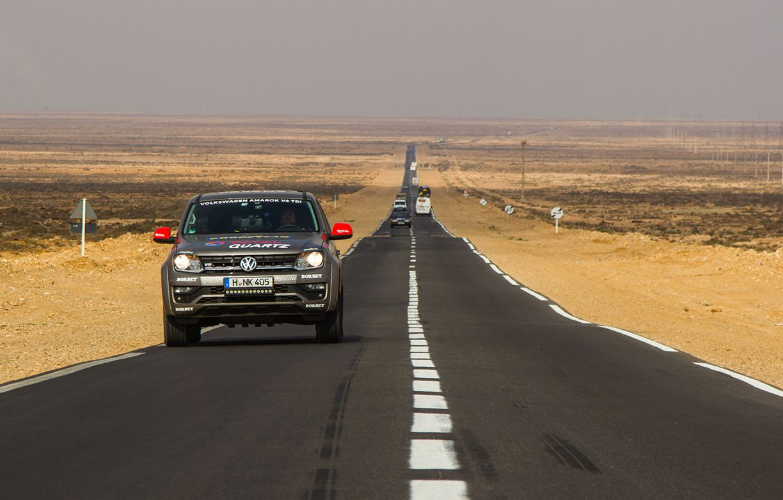 Volkswagen Amarok Dakar2Moscow