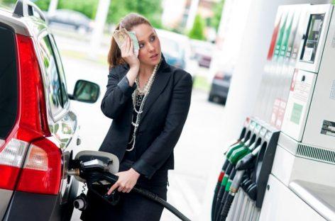 Стоимость бензина в России выше, чем в США