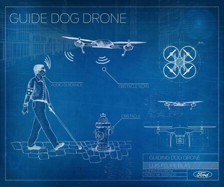 Робот-поводырь «Smart Guide Dog», «Last Mile Mobility Challenge»
