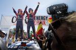 Hyundai Motorsport победила на Ралли Франции, заняв два места на подиуме