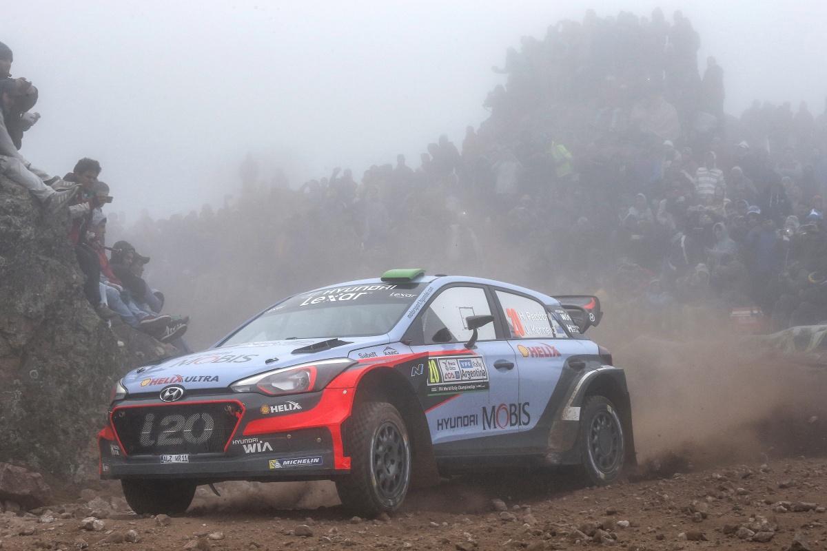 Hyundai Motorsport Rally Argentina