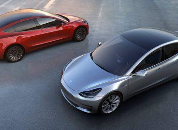 Tesla Model 3 прибыла в Европу