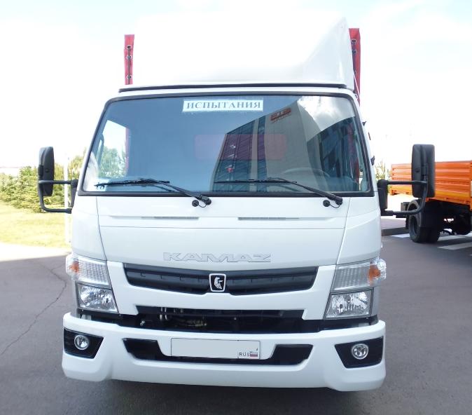 КамАЗ-4307