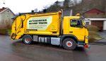 Volvo тестирует мусоровоз с автопилотом