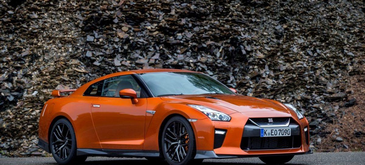 Nissan GT-R победил в номинации «Спортивный автомобиль»