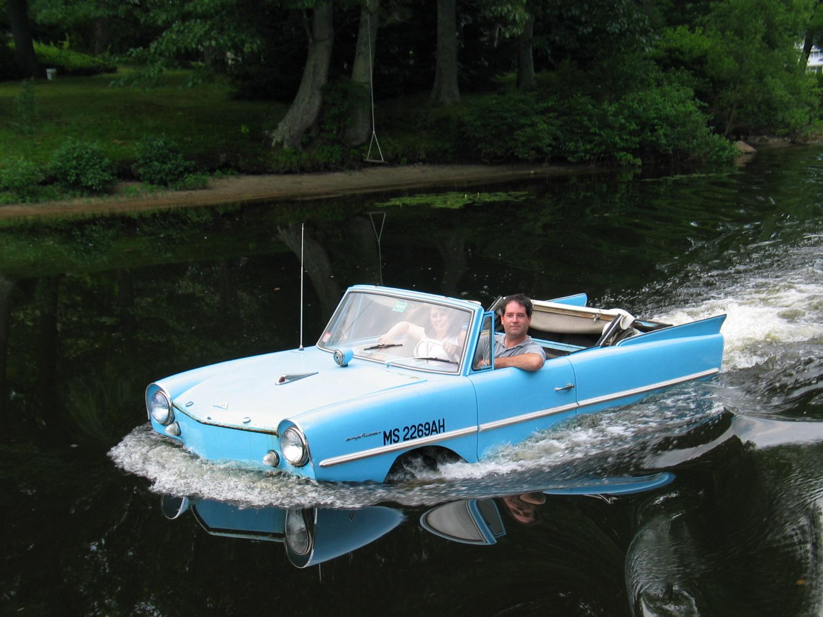 Amphicar Amphicar