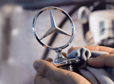 2 года постгарантийного обслуживания от Mercedes-Benz