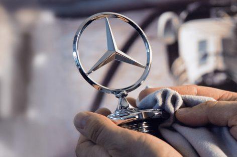 Обновленный Mercedes-Benz S-Class презентовали в Петербурге