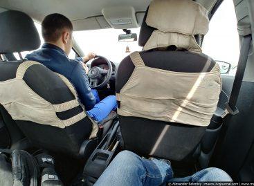 """Новый """"развод"""" в московском такси от киргизских """"специалистов"""""""