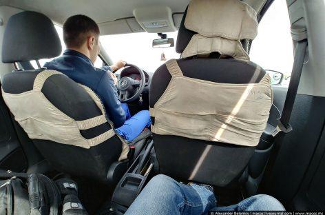 Новый «развод» в московском такси от киргизских «специалистов»