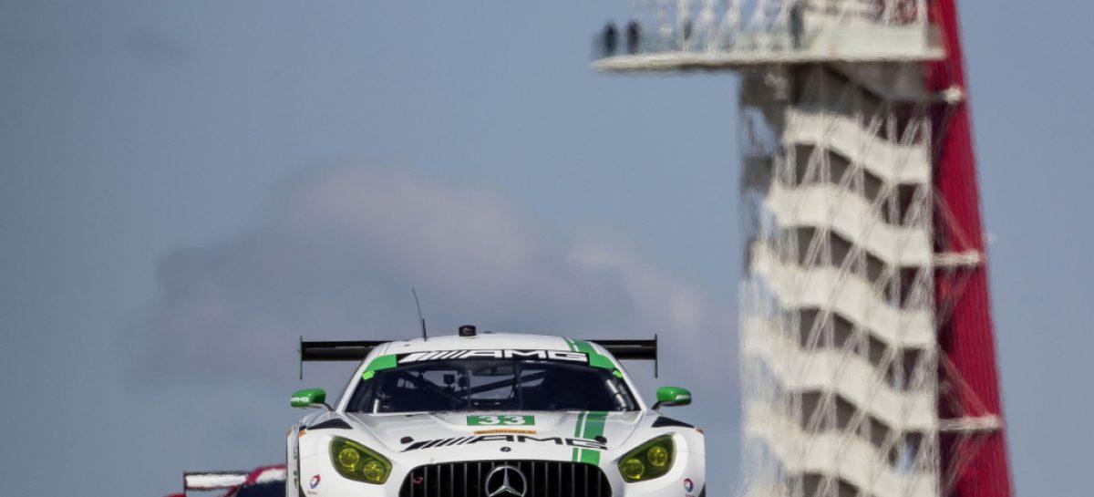 Mercedes продолжил серию побед в Северной Америке