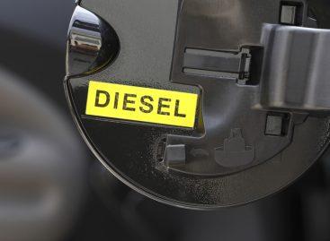 Продажи дизельных автомобилей снижаются