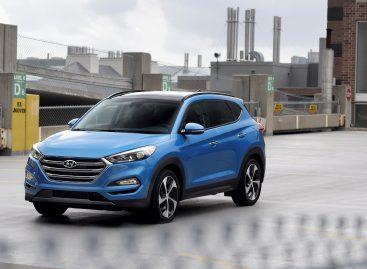 Hyundai Tucson даст прикурить