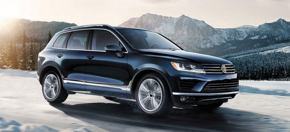 Volkswagen прекращает сборку Touareg в Калуге