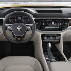 Volkswagen Teramont теперь и в России