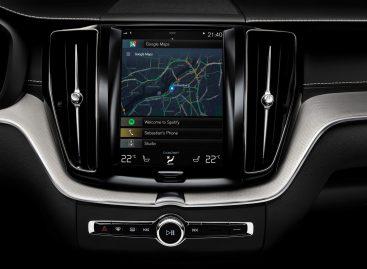 В Volvo тоже будет Android