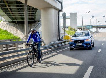 Volvo поддержит московский велопарад