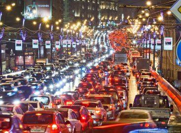 """Ассоциация предпринимателей """"Аванти"""" попросила сделать въезд в Москву платным"""