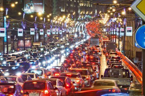 Ассоциация предпринимателей «Аванти» попросила сделать въезд в Москву платным
